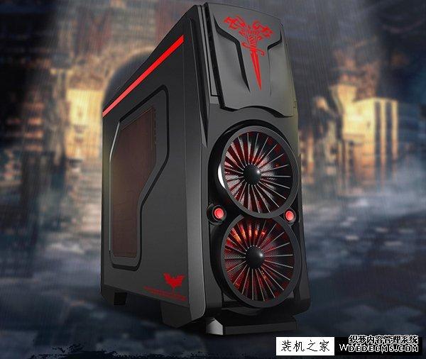 主流游戏玩家值得入手 5500元锐龙5-1400独显玩游戏组装机配置单
