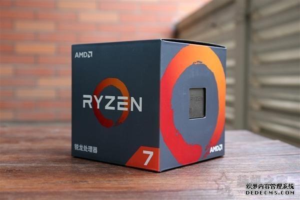AMD锐龙Ryzen7 2700X盒装自带CPU散热器吗?自带散热器够用吗?