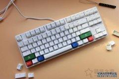 机械键盘茶轴、青轴、黑轴以及红轴
