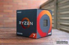AMD锐龙Ryzen7 2700X盒装自带CPU散热器够用吗?