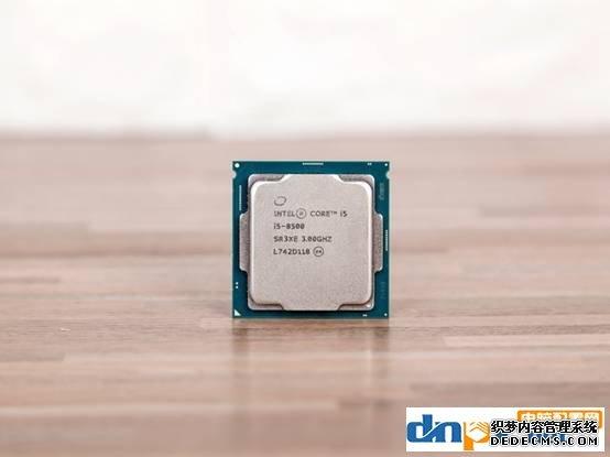 4000元八代酷睿 i5-8500+GTX1050家用游戏电脑主机