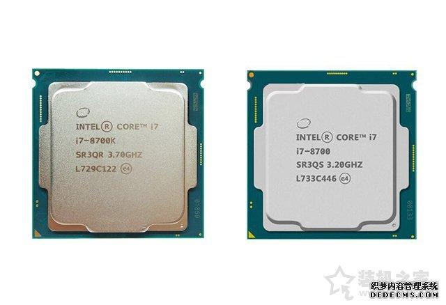 在不超频的情况下装机选i7-8700还是i7-8700K好?