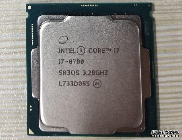 值得推荐的主流CPU 2018年热销的intel八代与AMD锐龙二代处理器推荐