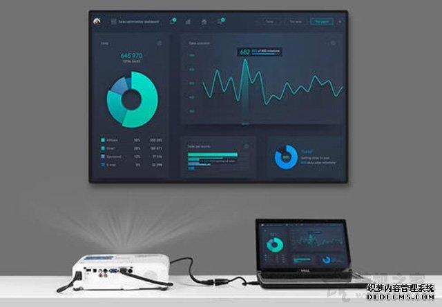 笔记本电脑如何连接投影仪?MAC OS/Win10/7笔记本和投影仪连接方法