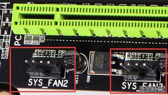 电脑主板上CPU_FAN、SYS_FAN、CHA_FAN、CPU_OPT接口知识科普
