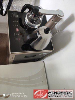 Angel/安吉尔CB2705LK茶吧机饮水机真实使用评测