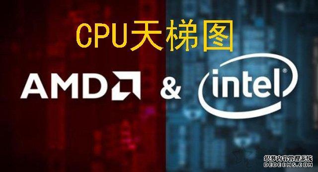 如何比较CPU的好坏?2019年6月-7月桌面版CPU天梯图性能排行榜