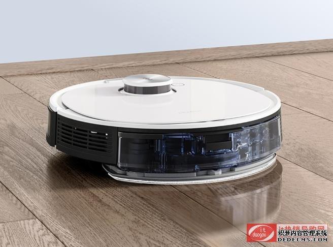 科沃斯DLX11-22地宝扫地机器人使用体验评测感受