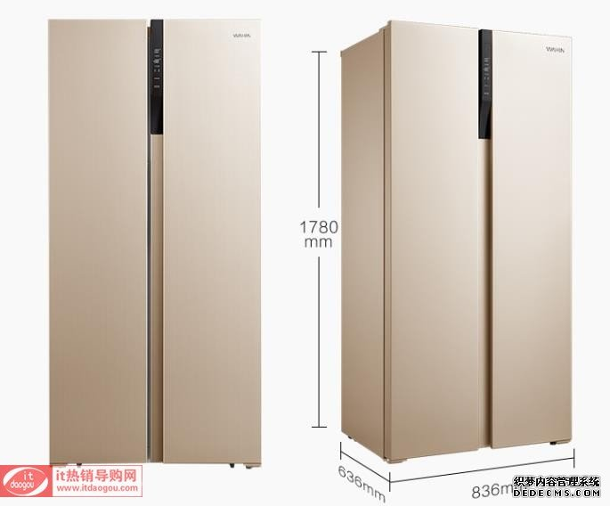 华凌BCD-451WKH冰箱质量怎么样?华凌冰箱451外包多大?购买评价