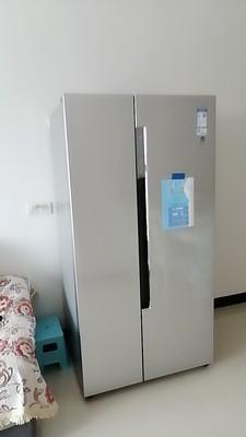海尔601升冰箱BCD601WGHSS17B8U1怎么样?评价怎样,讲述真实经历!