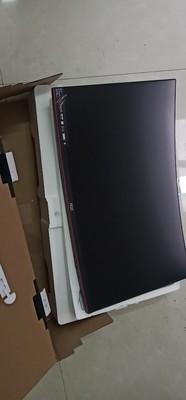 用过的说说:显示器三星S32A800NMC好吗怎么样?质量会不会很好!
